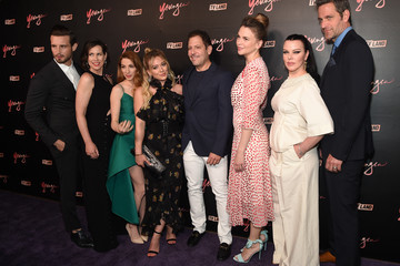 Hilary Duff Darren Star 'Younger' Season Four Premiere Party