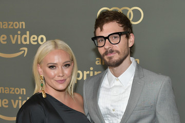Hilary Duff Matthew Koma Amazon Prime Video's Golden Globe Awards After Party - Arrivals