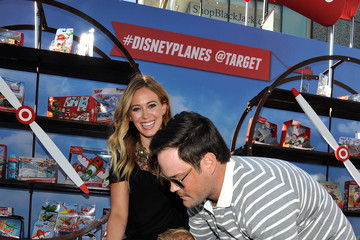 Hilary Duff Mike Comrie 'Planes' Premieres in Hollywood — Part 2