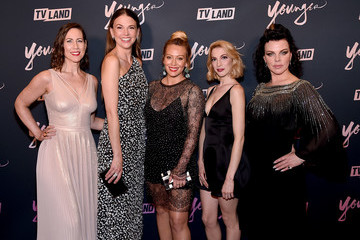 Hilary Duff Sutton Foster 'Younger' Season 5 Premiere Party