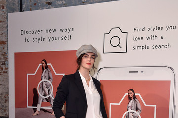 Hilary Rhoda Uniqlo Spring/Summer 2020 Press Preview