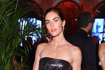 Hilary Rhoda Harper's BAZAAR Celebrates 'ICONS By Carine Roitfeld' - Inside