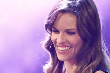 Hilary Swank 'Wetten, dass..??' From Dusseldorf