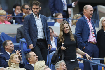Hilary Swank 2017 US Open Tennis Championships - Day 14