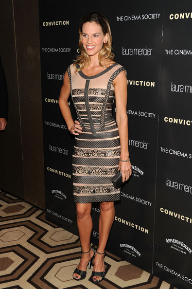 Hilary Swank's Dress - CBS News Video - Breaking News Headlines