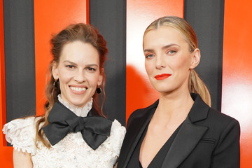 """Hilary Swank Premiere Of Universal Pictures' """"The Hunt"""" - Arrivals"""