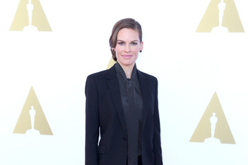 Hilary Swank The Academy Hollywood Costume Luncheon