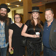 Hilary Williams CMHOF Outlaws And Armadillos VIP Opening Reception