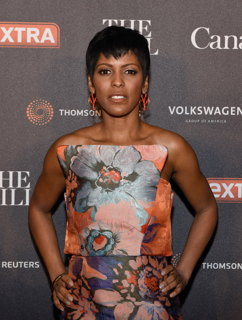 Correspondents Dinner >> Tamron Hall Photos - The Hill, Extra And The Embassy Of Canada Celebrate The White House ...