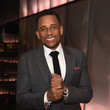 Hill Harper Republic Records Grammy After Party At Spring Place Beverly Hills - Inside
