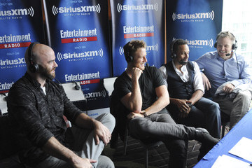 Hill Harper Jake McDorman SiriusXM's Entertainment Weekly Radio Channel Broadcasts From Comic-Con 2015