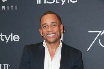 Hill Harper Hollywood Foreign Press Association and InStyle Celebrate the 75th Anniversary of the Golden Globe Awards - Arrivals
