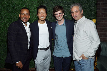 Hill Harper Sony Pictures Television LA Screenings Party