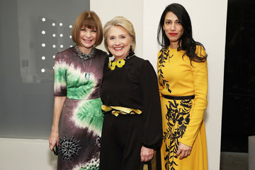 Hillary Clinton 2018 Glamour Women Of The Year Awards: Women Rise - Backstage