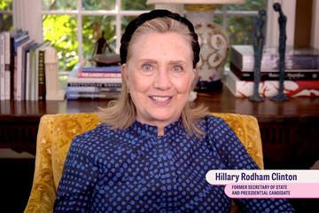 Hillary Clinton Supermajority Hosts Supercharge: Women All In