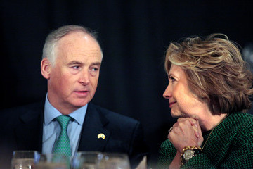 Hillary Clinton Hillary Clinton Inducted into Irish America Hall of Fame