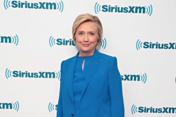 Hillary Clinton Hillary Clinton Joins SiriusXM For A Town Hall Event Hosted By Zerlina Maxwell