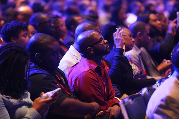 Hillary Clinton Presidential Candidates Address National Urban League Conference