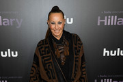 """Donna Karan attends """"Hillary"""" New York Premiere at Directors Guild of America Theater on March 04, 2020 in New York City."""