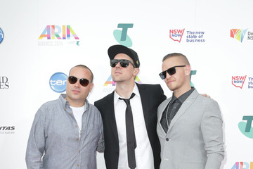 Hilltop Hoods Arrivals at the 28th Annual ARIA Awards