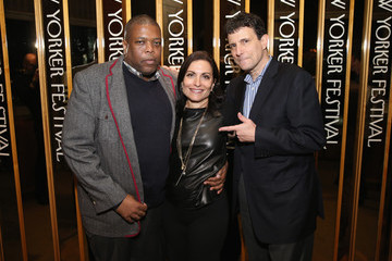 Hilton Als 2015 New Yorker Festival 'Wrap Party' Hosted by David Remnick