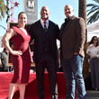Hiram Garcia Dwayne Johnson Honored With Star on the Hollywood Walk of Fame