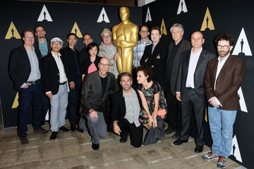 Hiromasa Yonebayashi 88th Annual Academy Awards Oscar Week Celebrates Animated Features