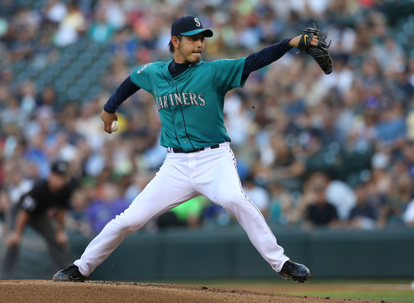 Iwakuma and Seager Shine in Victory over Angels