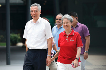 Ho Ching Singapore General Election 2015