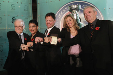 Dino Ciccarelli Hockey Hall of Fame Induction
