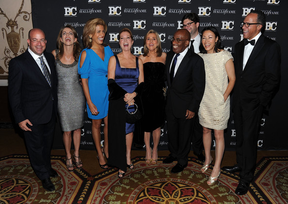 20th Annual Broadcasting & Cable Hall Of Fame Awards [social group,event,premiere,award,carpet,team,broadcasting cable hall of fame awards,jeff zucker,natalie morales,al roker,jim bell,meredith vieira,hoda kotb,kathie lee gifford,ann curry,lester holt]