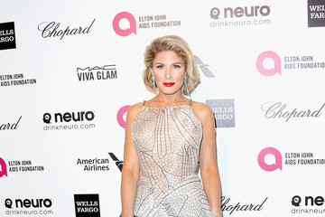 Hofit Golan Arrivals at the Elton John AIDS Foundation Oscars Viewing Party — Part 4
