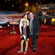 Holiday Reinhorn The World Premiere of 'Rogue One: A Star Wars Story'
