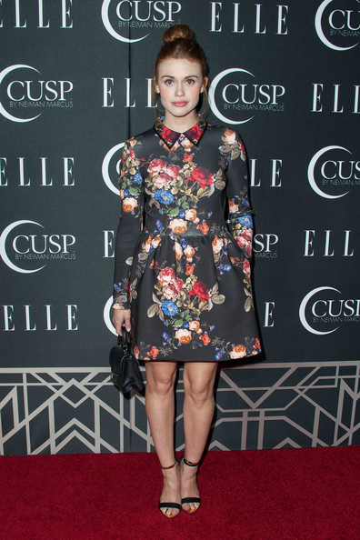 Holland Roden - ELLE's 5th Annual Women in Music — Part 2