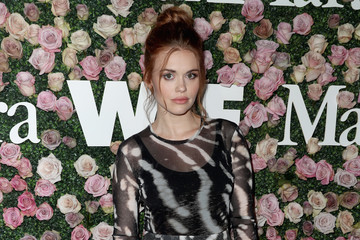 Holland Roden Max Mara Celebrates Zoey Deutch As The 2017 Women In Film Max Mara Face Of The Future Award Recipient - Arrivals