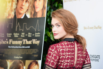 Holland Roden Stars Attend the Premiere of Lionsgate's 'She's Funny That Way'