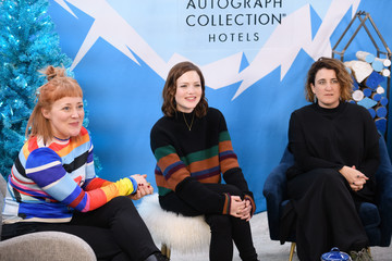 Holliday Grainger The Vulture Spot At Sundance - DAY 3