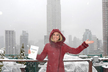 Holly Branson 'WEconomy' Book Launch In New York City With Sir Richard Branson, Dr. Holly Branson And Craig Kielburger