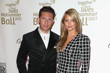 Holly Candy Together For Short Lives Midsummer Ball - Arrivals