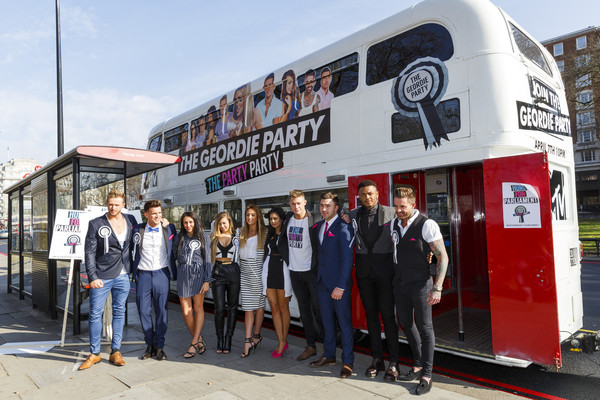 'Geordie Shore' Series 10 Launch Photo Call