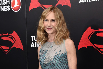 Holly Hunter The Launch of Bai Superteas at the 'Batman v Superman' Premiere