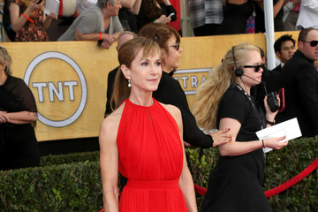 Holly Hunter 20th Annual Screen Actors Guild Awards - Arrivals