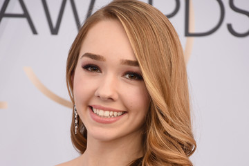 Holly Taylor 25th Annual Screen Actors Guild Awards - Arrivals