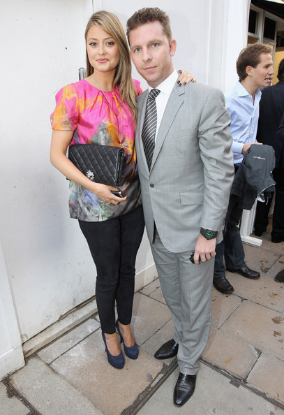 Holly Valance And Nick Candy Photos Photostream Pictures Hublot Opening