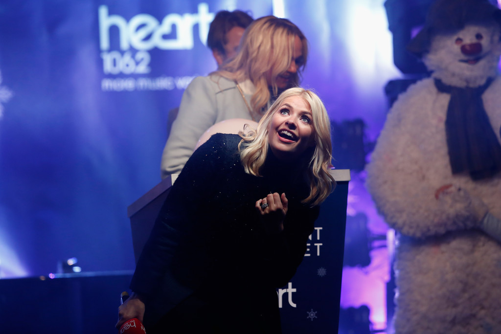 Holly Willoughby Photos Photos Holly Willoughby Jamie Theakston And Emma