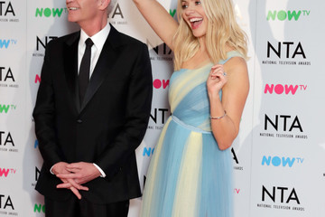 Holly Willoughby National Television Awards - Press Room