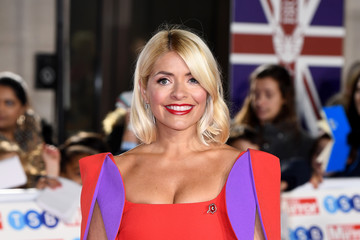 Holly Willoughby Pride Of Britain Awards 2019 - Red Carpet Arrivals