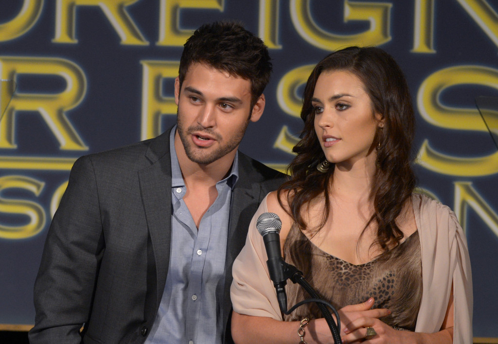 ryan guzman and kathryn mccormick relationship test