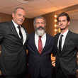 Vince Vaughn and Mel Gibson Photos