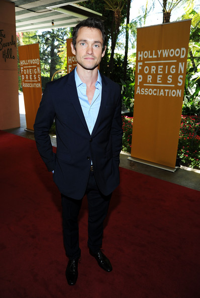 Actor Hugh Dancy arrives at The Hollywood Foreign Press Association's 2011 Installation Luncheon at Beverly Hills Hotel on August 4, 2011 in Beverly Hills, California.
